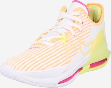 NIKE Спортни обувки 'LeBron Witness 6' в бяло