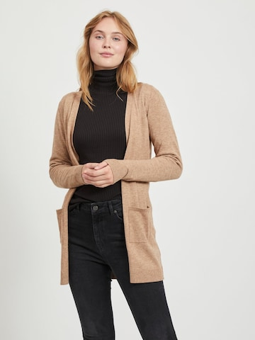 OBJECT Knit Cardigan in Brown