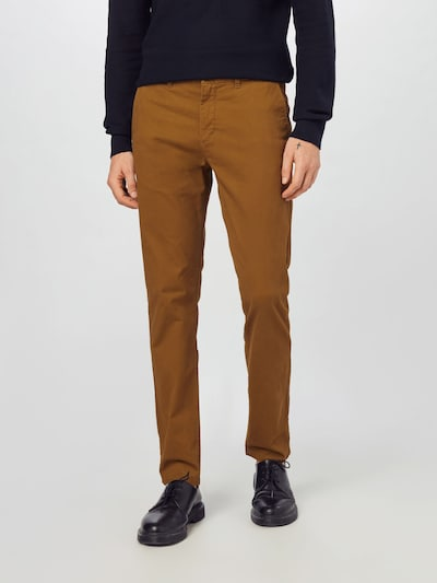 SCOTCH & SODA Chino trousers 'MOTT' in khaki, View model