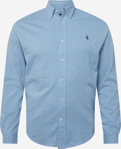 Polo Ralph Lauren Big & Tall Hemd in rauchblau, Produktansicht