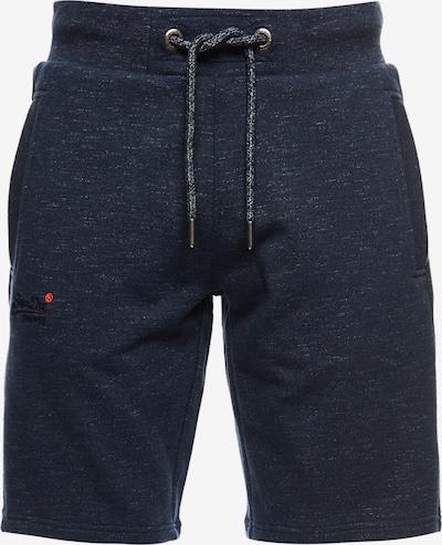 Superdry Shorts in marine, Produktansicht