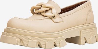 INUOVO Slipper in beige, Produktansicht