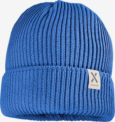 MAXIMO Mütze in royalblau, Produktansicht