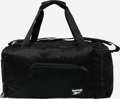 Sportinis krepšys iš REEBOK , spalva - juoda, Prekių apžvalga