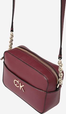 Calvin Klein Õlakott, värv punane