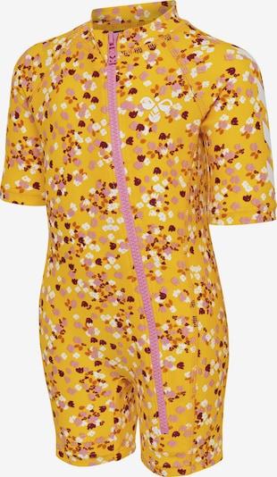 Hummel Swim Bodysuit in gelb, Produktansicht