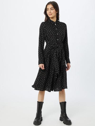 Palaidinės tipo suknelė iš s.Oliver , spalva - rožinė / juoda / balta, Modelio vaizdas