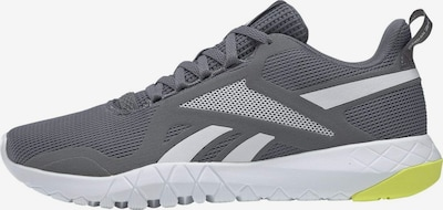 REEBOK Sportschuh 'Flexagon Force 3' in grau / hellgrau, Produktansicht