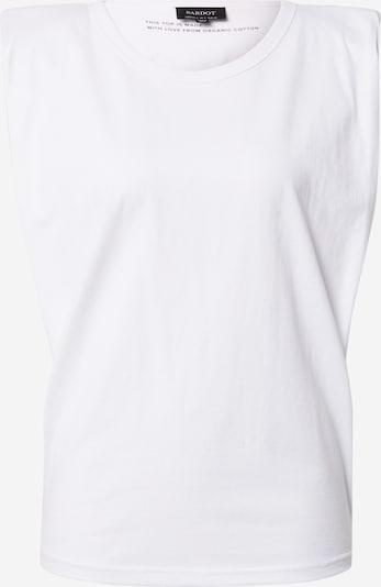 Bardot Top 'UMA' in weiß, Produktansicht