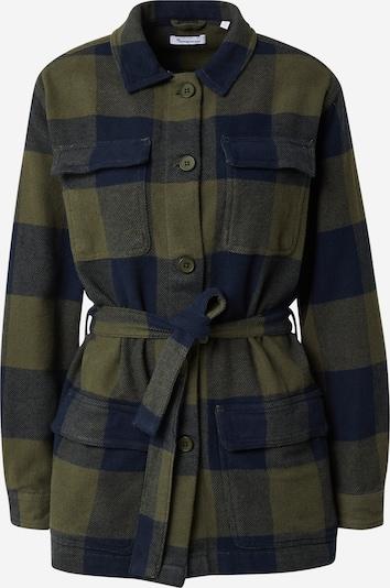 KnowledgeCotton Apparel Blusa 'Lillian' en azul oscuro / oliva, Vista del producto