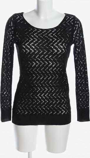 CHILLYTIME Transparenz-Bluse in S in schwarz, Produktansicht