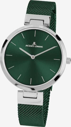Jacques Lemans Analog Watch in Fir / Silver, Item view