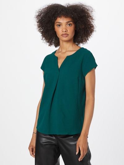 ABOUT YOU Chemisier 'Lulu' en vert, Vue avec modèle