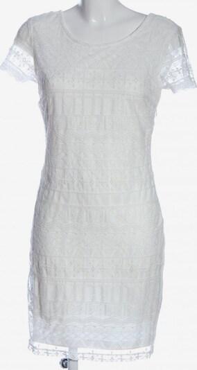 Fransa Kurzarmkleid in S in weiß, Produktansicht