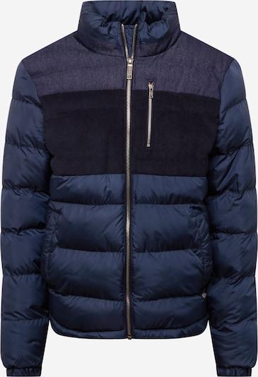 BLEND Jacke in navy / nachtblau / blue denim, Produktansicht
