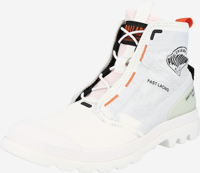 Palladium Šněrovací boty 'PAMPA' - černá / bílá, Produkt