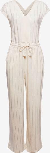 ESPRIT Jumpsuit in beige / schwarz, Produktansicht
