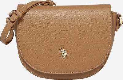 U.S. POLO ASSN. Bolso de hombro 'Jones' en camelo, Vista del producto