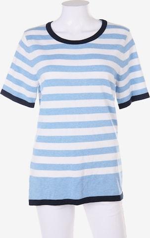 Clarina Top & Shirt in L in Blue