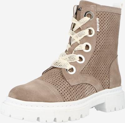 BULLBOXER Ankle Boot in braun / gelb / weiß, Produktansicht