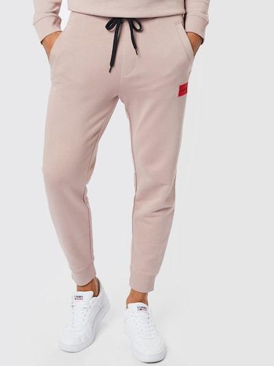 Pantaloni 'Doak212' HUGO pe maro deschis, Vizualizare model