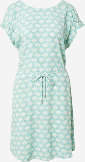 s.Oliver Summer dress in Beige / Blue / Yellow / Mint, Item view