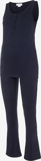 MAMALICIOUS Pyjama in de kleur Nachtblauw, Productweergave
