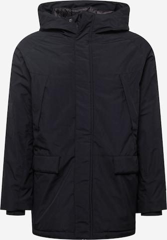 Casual Friday Between-season jacket in Black