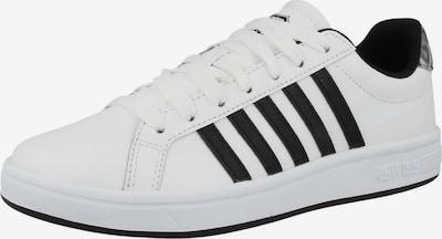 K-SWISS Zapatillas deportivas bajas 'Court Tiebreak' en gris / negro / blanco, Vista del producto