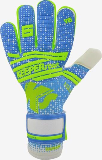 KEEPERsport Handschuh in grün, Produktansicht