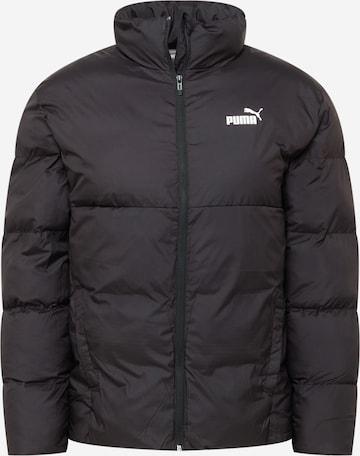 PUMA Winter jacket in Black