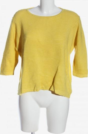 SEM PER LEI. Sweater & Cardigan in XL in Pastel yellow, Item view