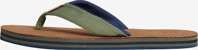 Superdry Séparateur d'orteils en noisette / olive, Vue avec produit
