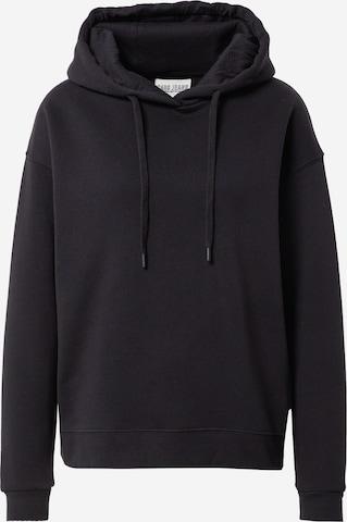 Cars Jeans Sweatshirt 'GRAZIA' in Schwarz