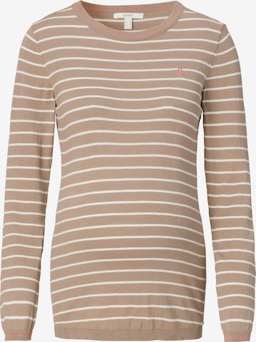 Esprit Maternity Sweater in Brown