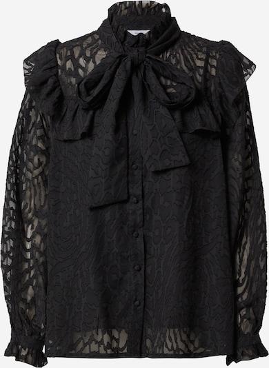 Bluză 'LOLITA' Suncoo pe negru, Vizualizare produs