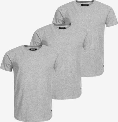 INDICODE JEANS T-shirt ' Mosley ' in grau, Produktansicht