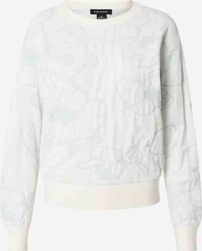 Club Monaco Sweater 'JACQ' in Light blue / White, Item view