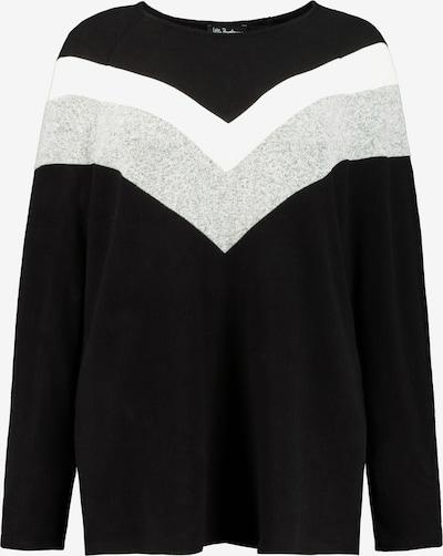 Ulla Popken Pullover in schwarz, Produktansicht