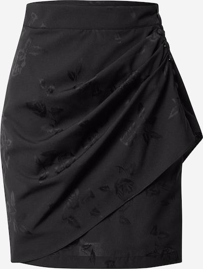 Crās Rok 'Yvonne' in de kleur Zwart, Productweergave
