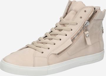 Sneaker înalt 'Base' de la Kennel & Schmenger pe bej