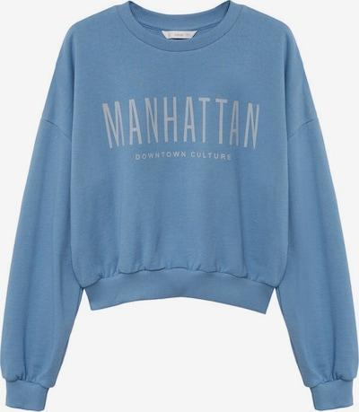MANGO KIDS Sweatshirt in blau, Produktansicht
