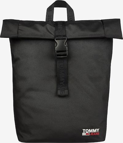 Tommy Jeans Раница в червено / черно / бяло, Преглед на продукта