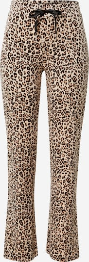Gina Tricot Trousers in Beige / Brown / Black, Item view