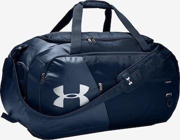 UNDER ARMOUR Sporttasche 'Undeniable 4.0' in Blau
