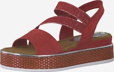 MARCO TOZZI Sandale u crvena, Pregled proizvoda
