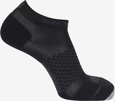 SALOMON Sneakersocken 'La Tournette' in schwarz, Produktansicht