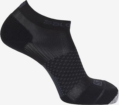 SALOMON Sneakersocken 'La Tournette' in schwarz, Produktansicht