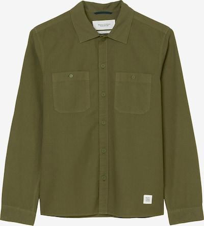 Marc O'Polo DENIM Hemd in oliv, Produktansicht