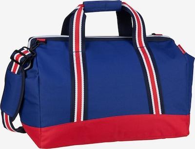 REISENTHEL Reisetasche in blau / rot / weiß, Produktansicht